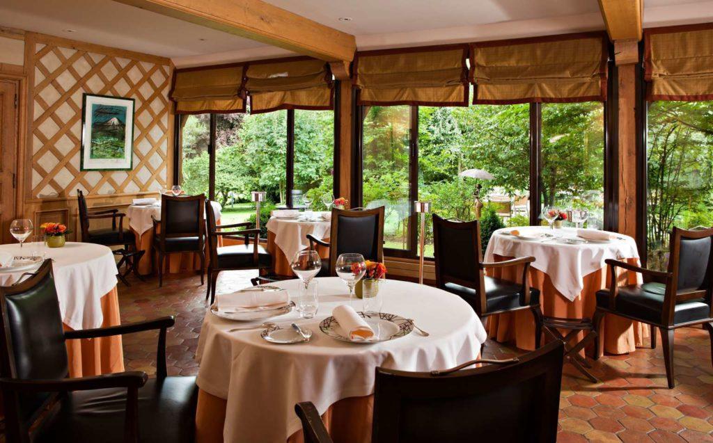 Bernard loiseau restaurant
